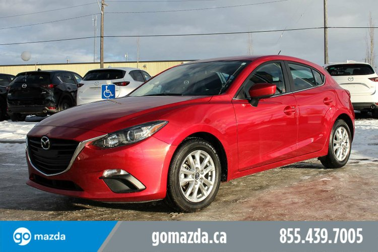 2018 Mazda Mazda3 Sport GS for sale in Edmonton, Alberta