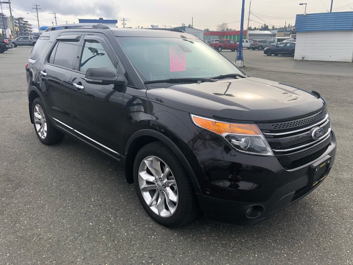 2013 Ford Explorer for sale in Campbell River, British Columbia