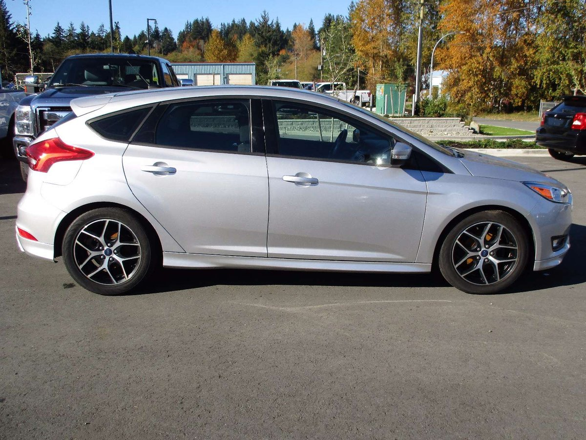 2015 Ford Focus for sale in Campbell River, British Columbia