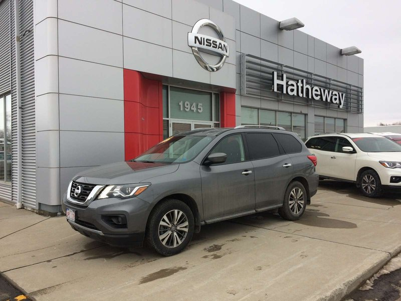 2018 Nissan Pathfinder for sale in Bathurst, New Brunswick