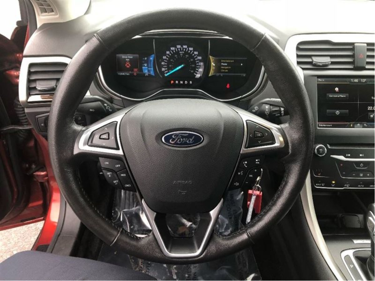 2014 Ford Fusion for sale in Oakville, Ontario