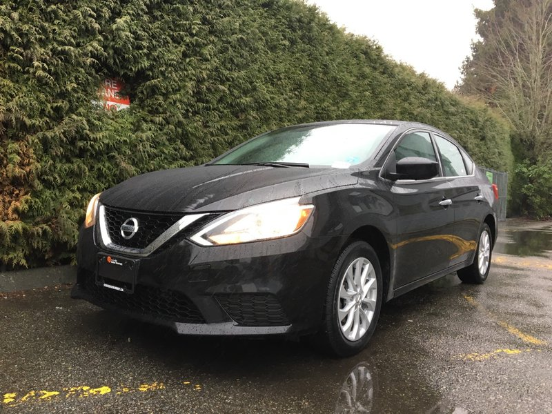 2017 Nissan Sentra for sale in Surrey, British Columbia