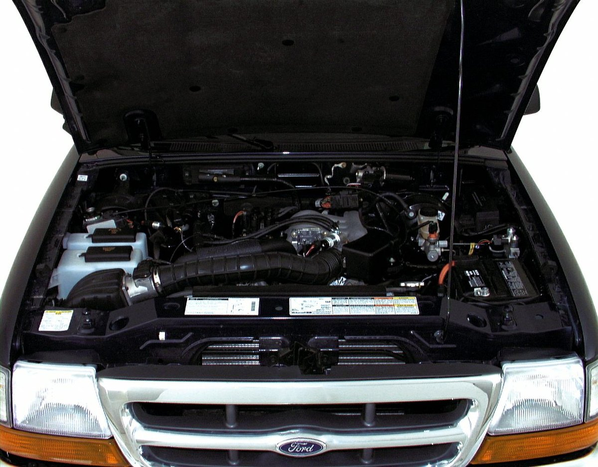 2000 Ford Ranger for sale in Campbell River, British Columbia