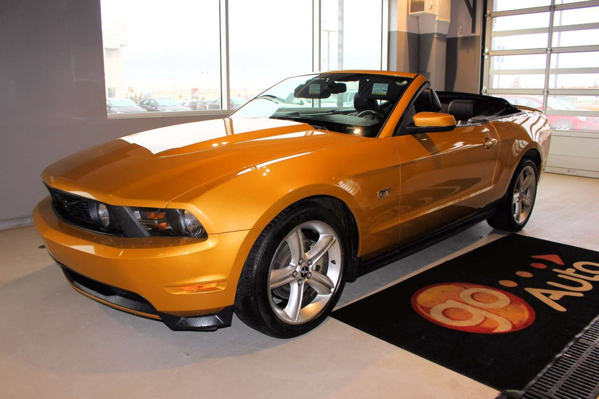 2010 Ford Mustang for sale in Spruce Grove, Alberta