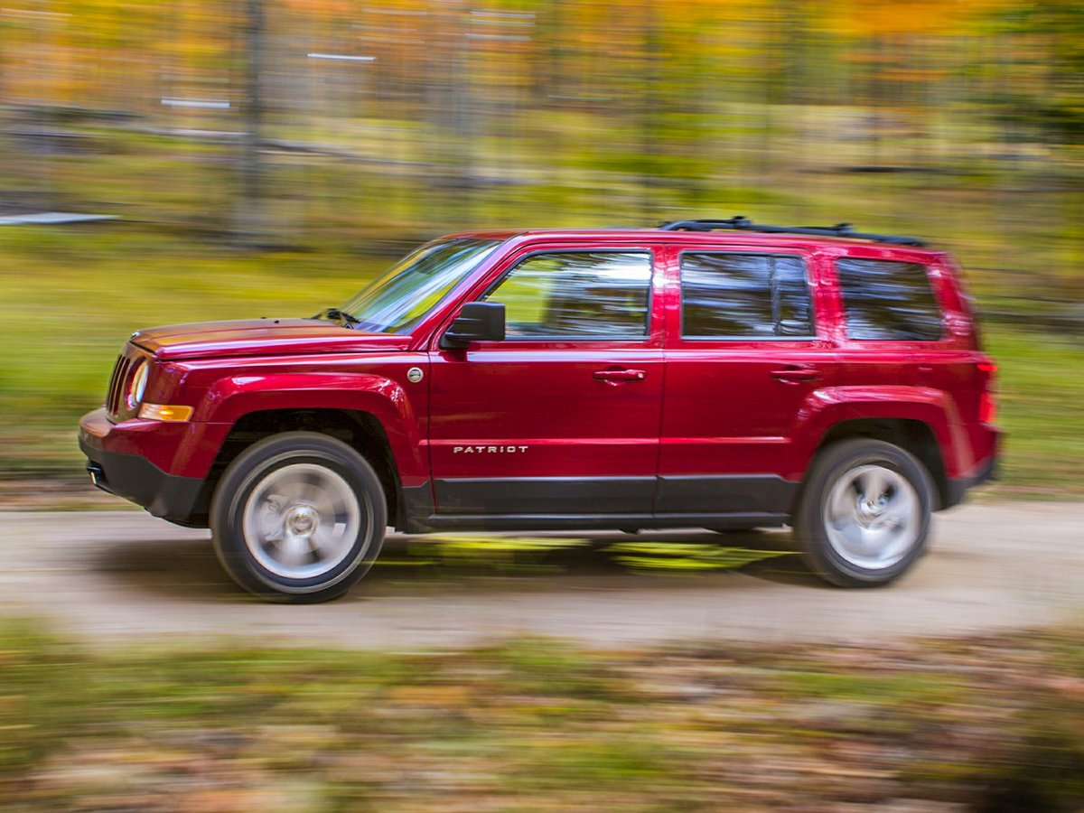 2016 Jeep Patriot for sale in Spruce Grove, Alberta
