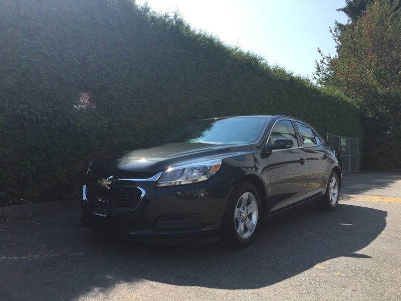 2016 Chevrolet MALIBU LIMITED for sale in Surrey, British Columbia