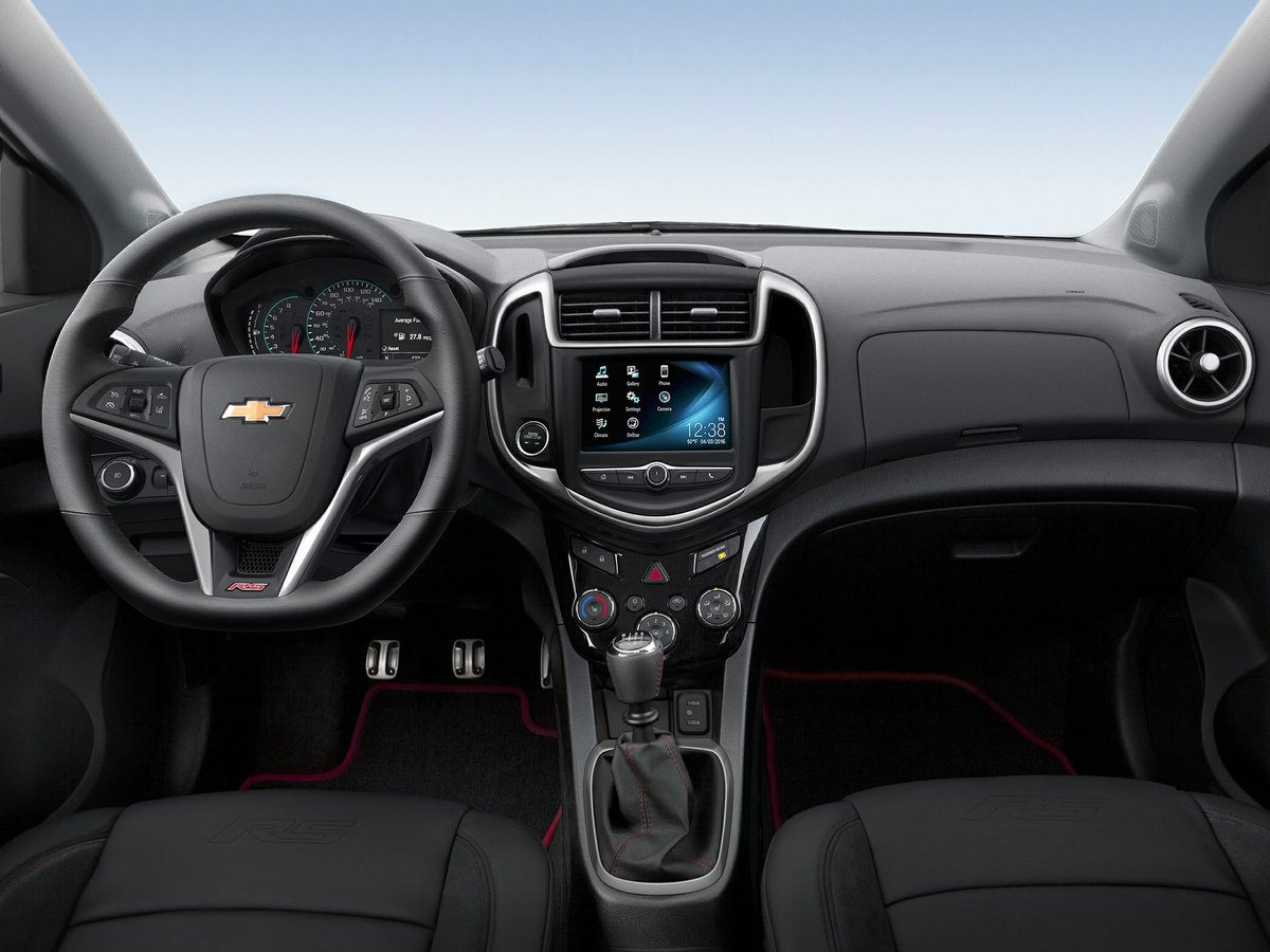 2017 Chevrolet Sonic for sale in Victoria, British Columbia