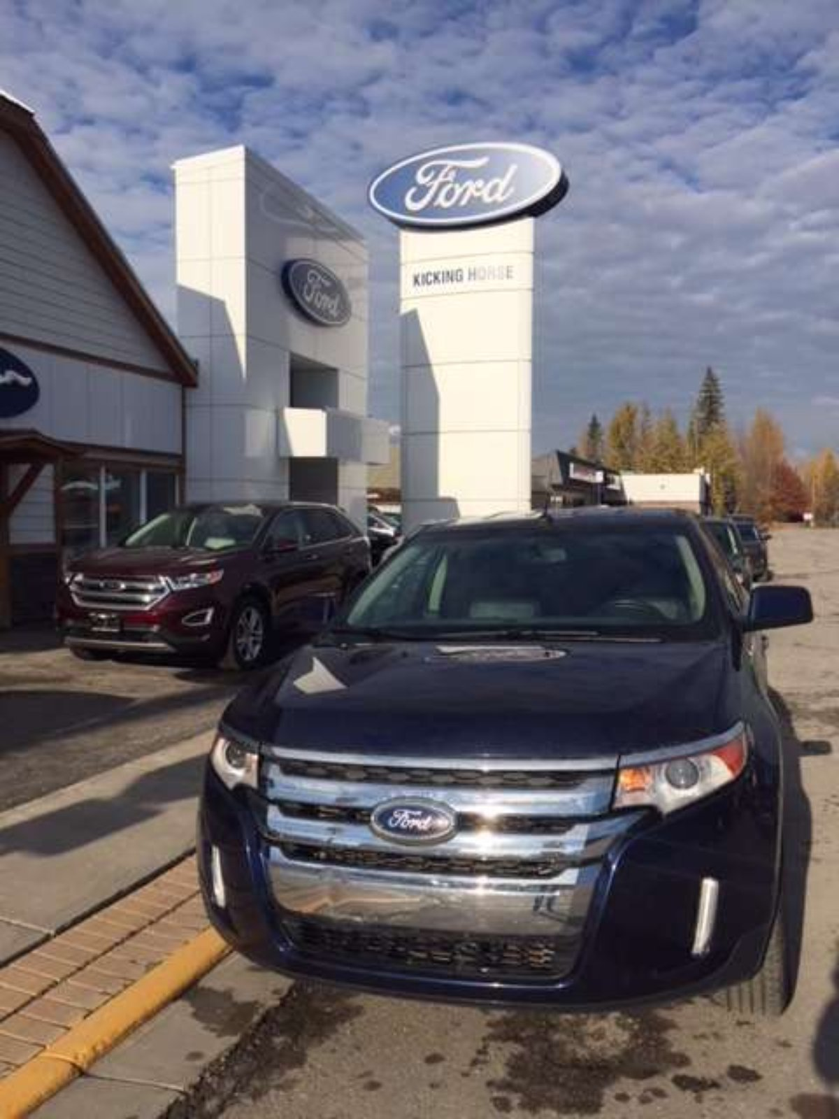 2011 Ford Edge for sale in Golden, British Columbia