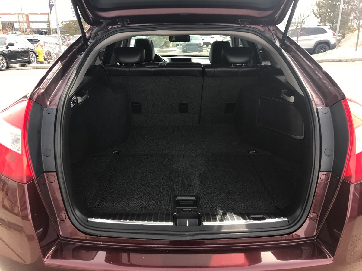 2012 Honda Crosstour for sale in Edmonton, Alberta
