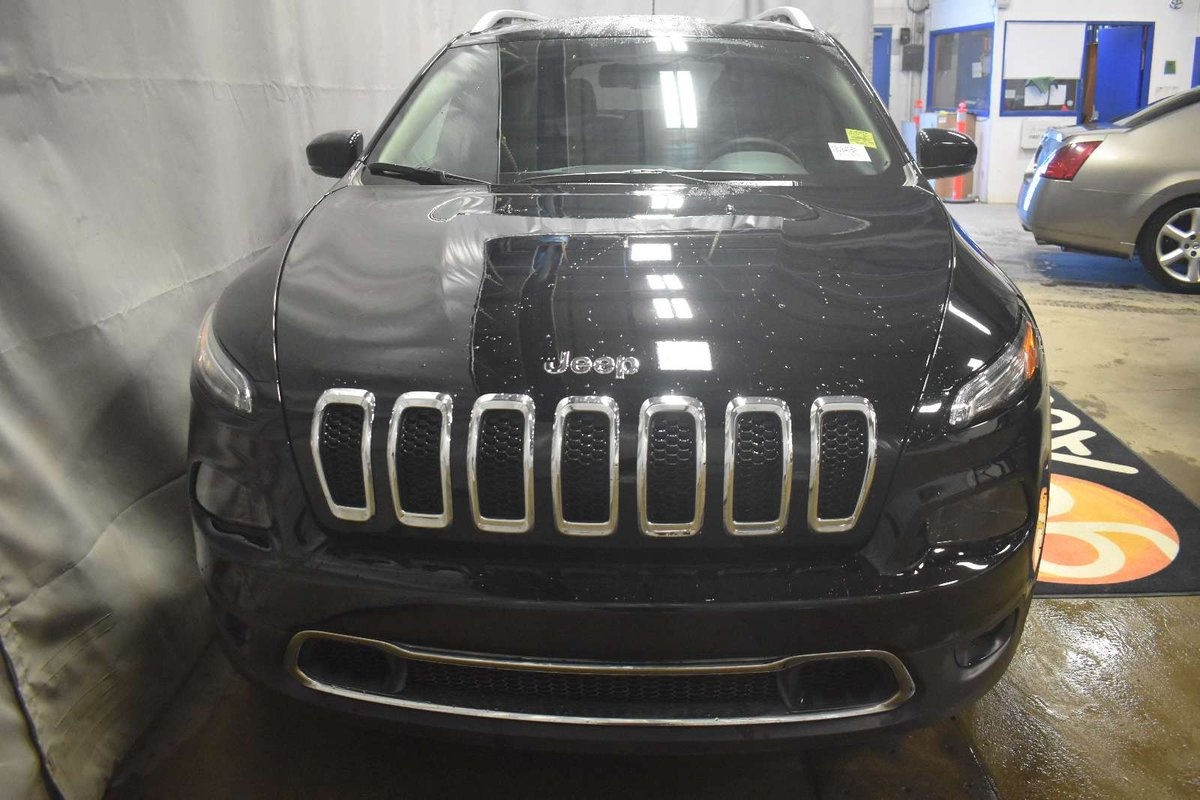2017 Jeep Cherokee for sale in Red Deer, Alberta