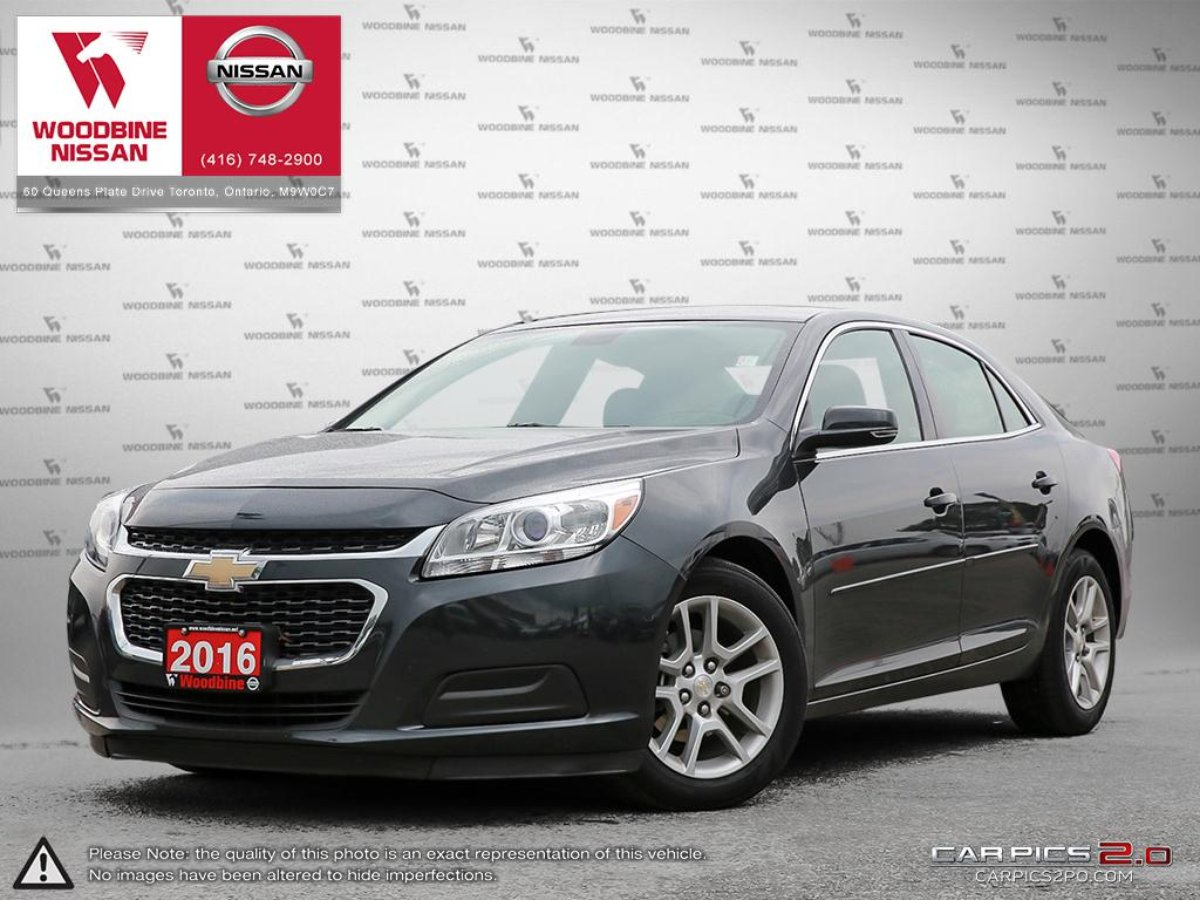 2016 Chevrolet MALIBU LIMITED for sale in Toronto, Ontario
