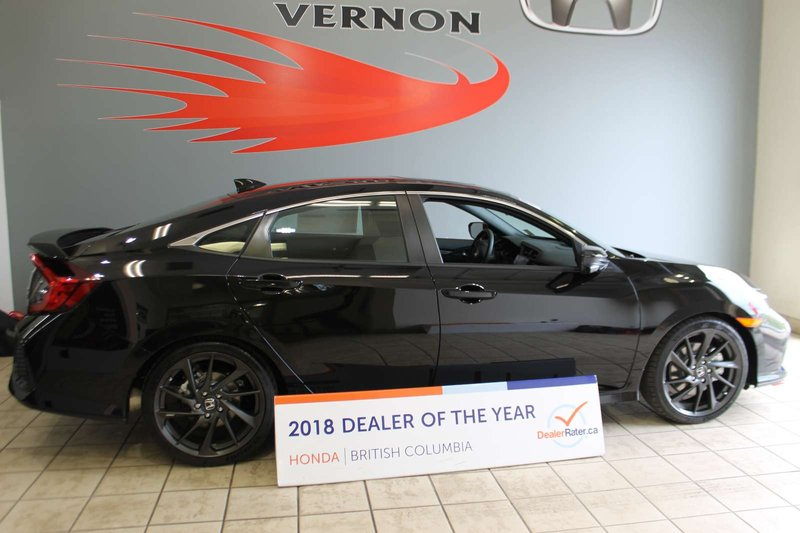 2018 Honda Civic Sedan for sale in Vernon, British Columbia