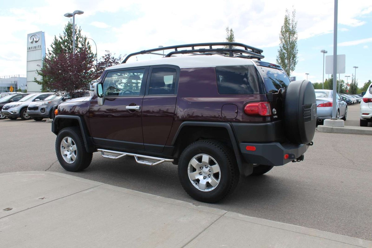 2007 Toyota FJ Cruiser for sale in Edmonton, Alberta