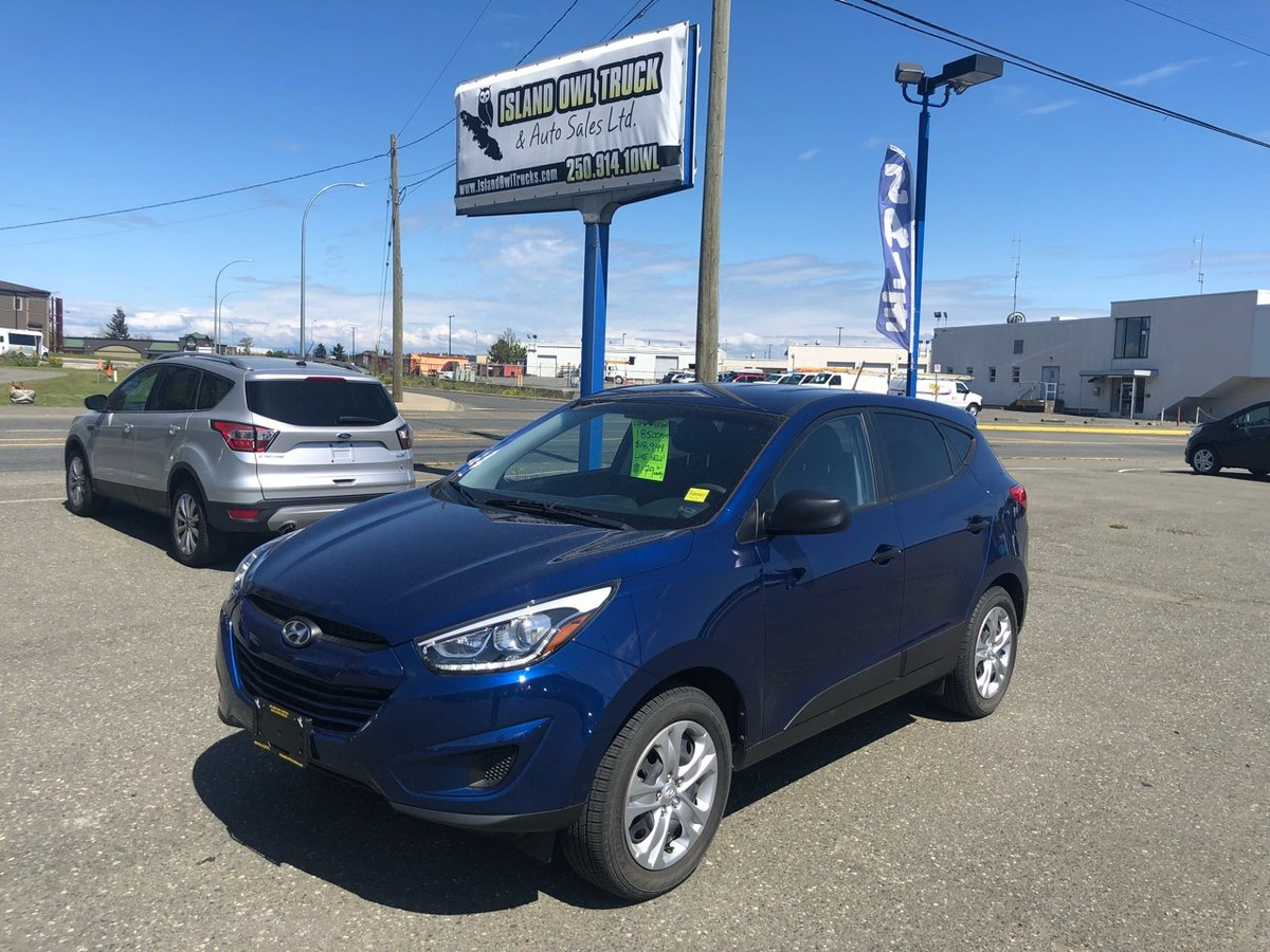 2014 Hyundai Tucson for sale in Campbell River, British Columbia