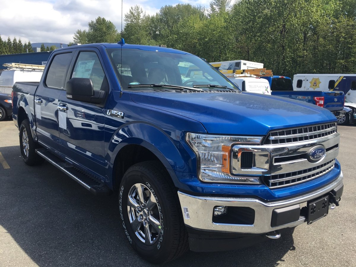 2018 Ford F-150 for sale in Port Coquitlam, British Columbia