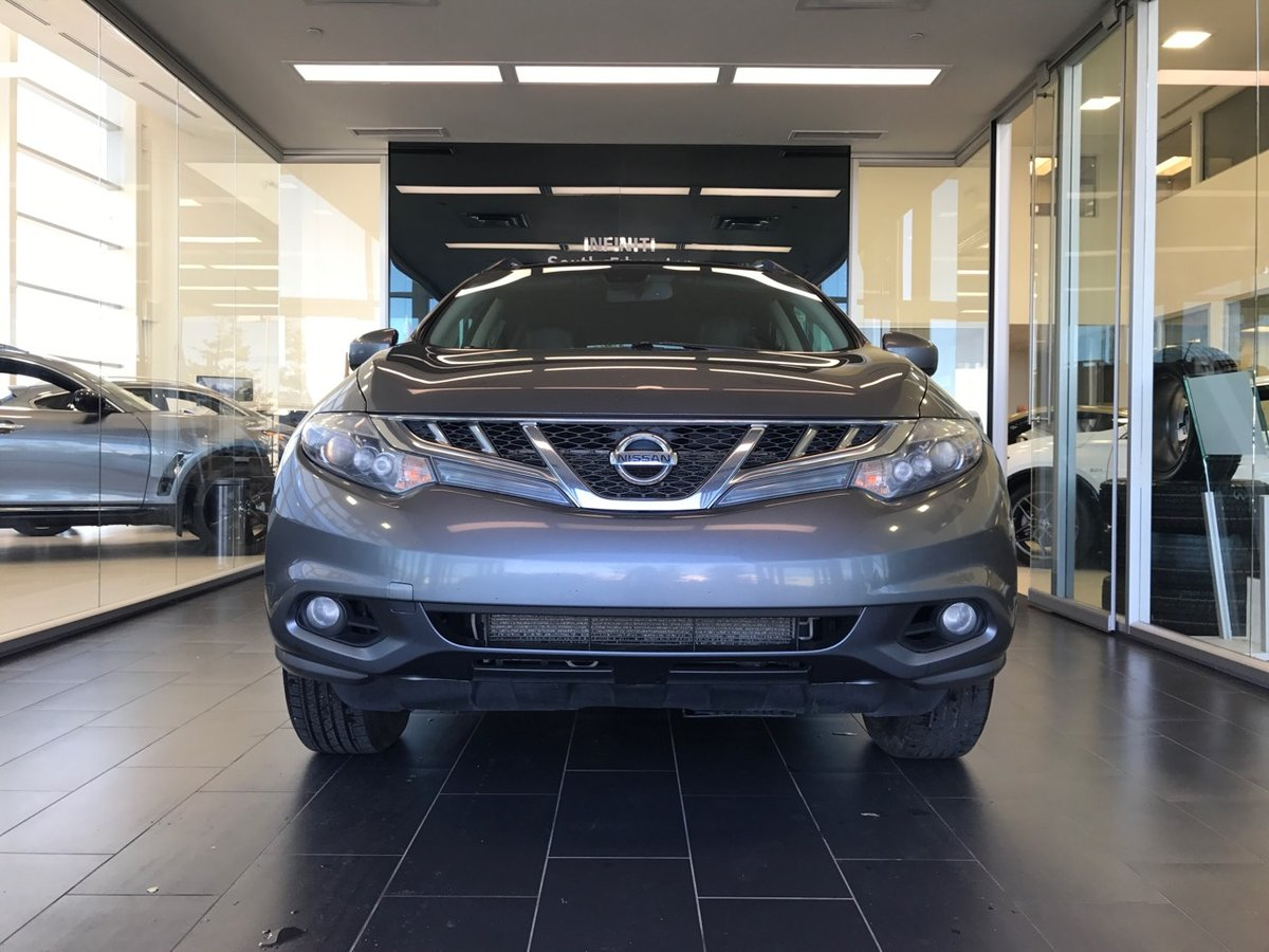 2013 Nissan Murano for sale in Edmonton, Alberta