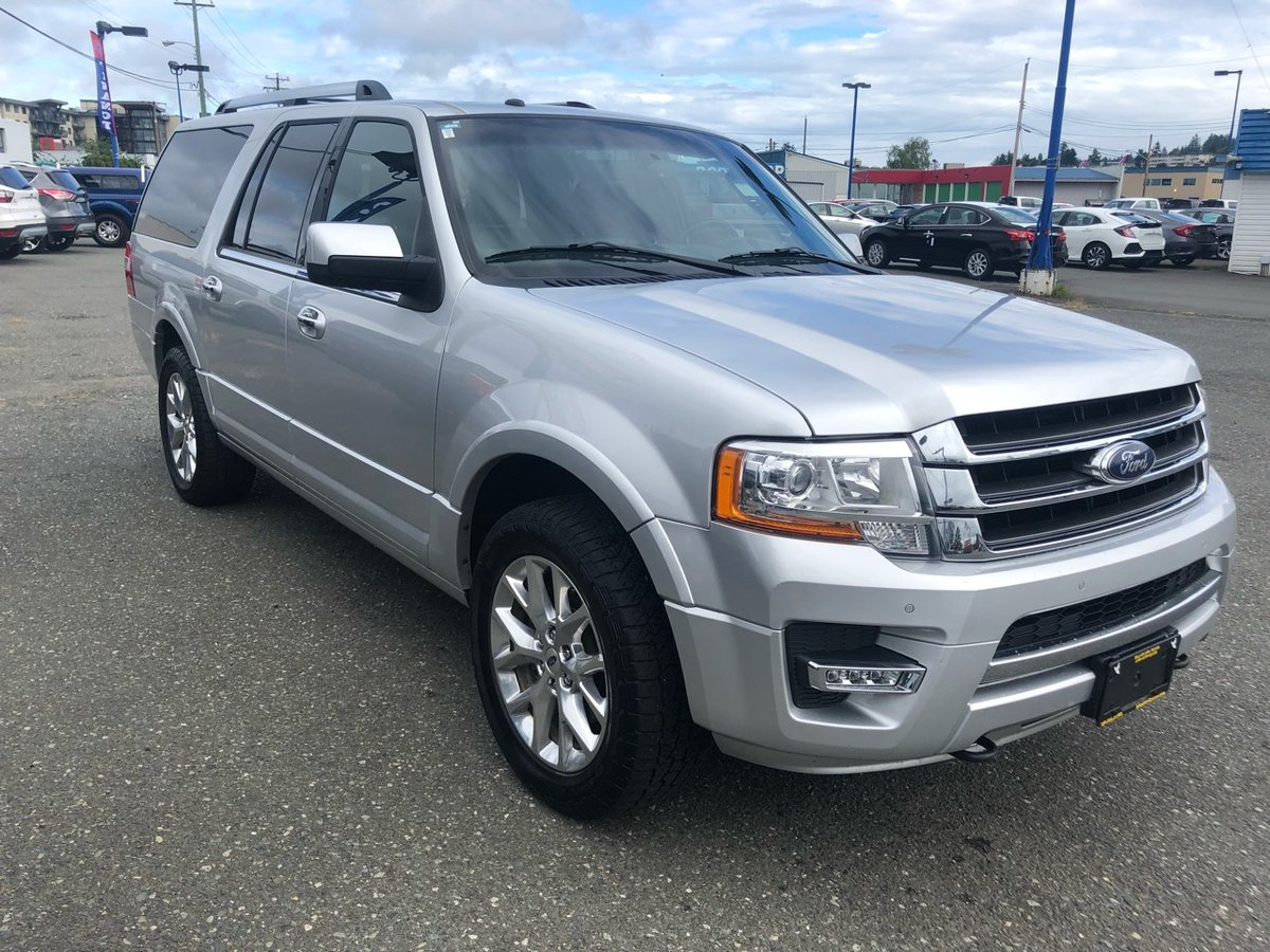 2017 Ford Expedition MAX for sale in Campbell River, British Columbia