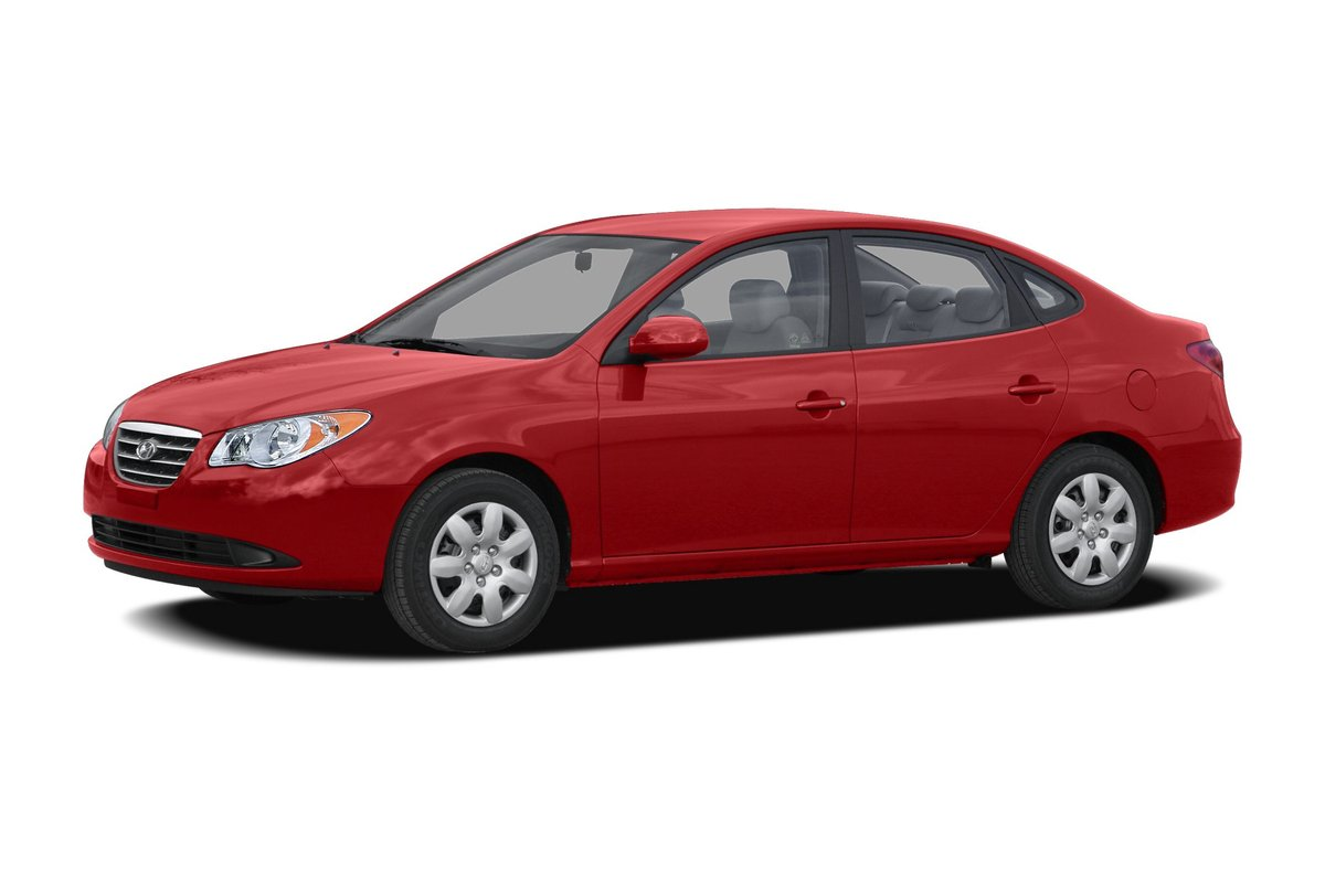 2009 Hyundai Elantra for sale in Edmonton, Alberta