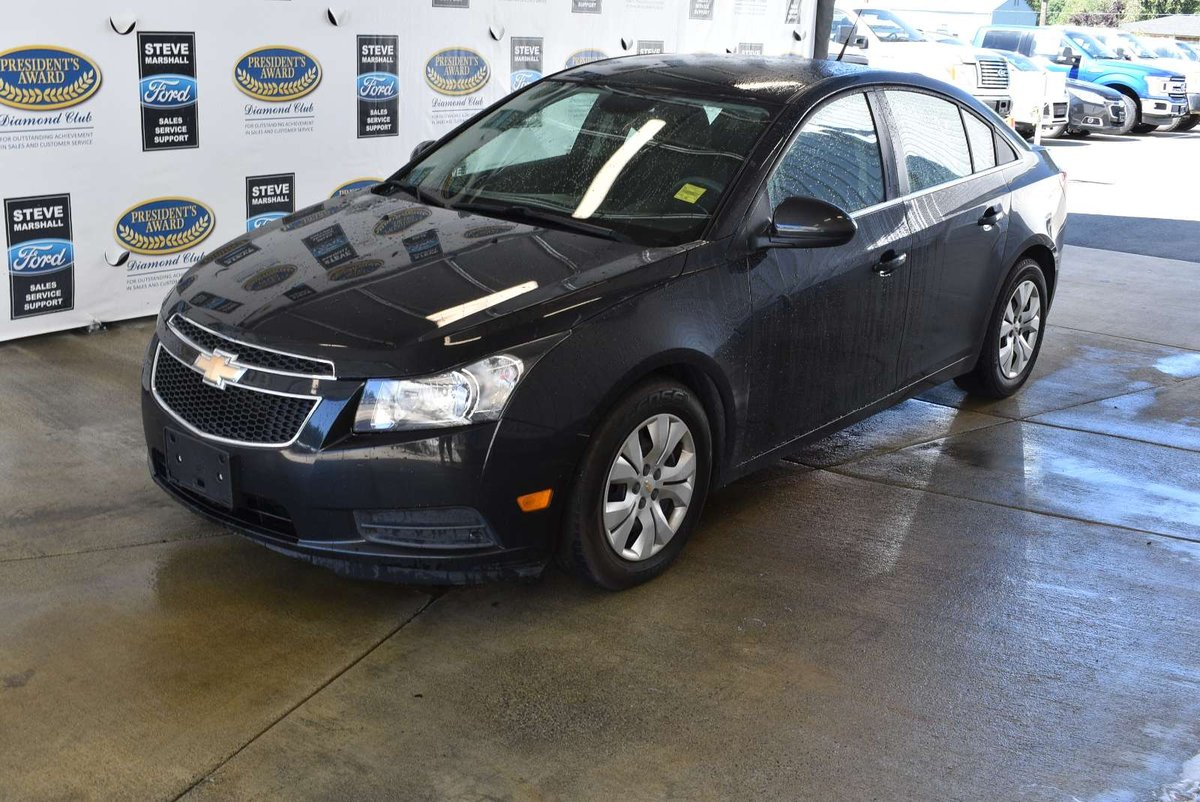 2012 Chevrolet Cruze For Sale In Campbell River