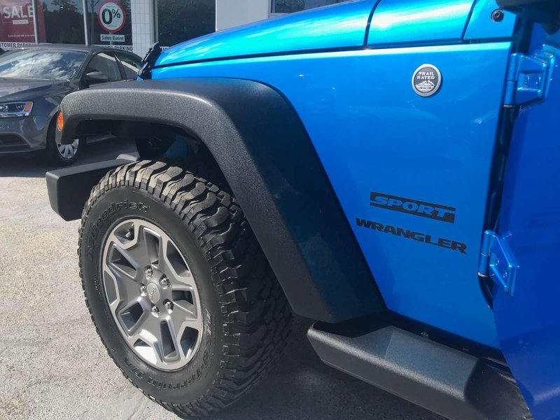 2015 Jeep Wrangler for sale in Coquitlam, British Columbia