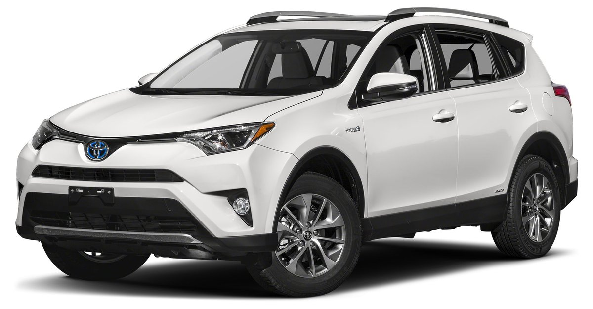 2018 Toyota RAV4 HYBRID for sale in Vancouver, British Columbia