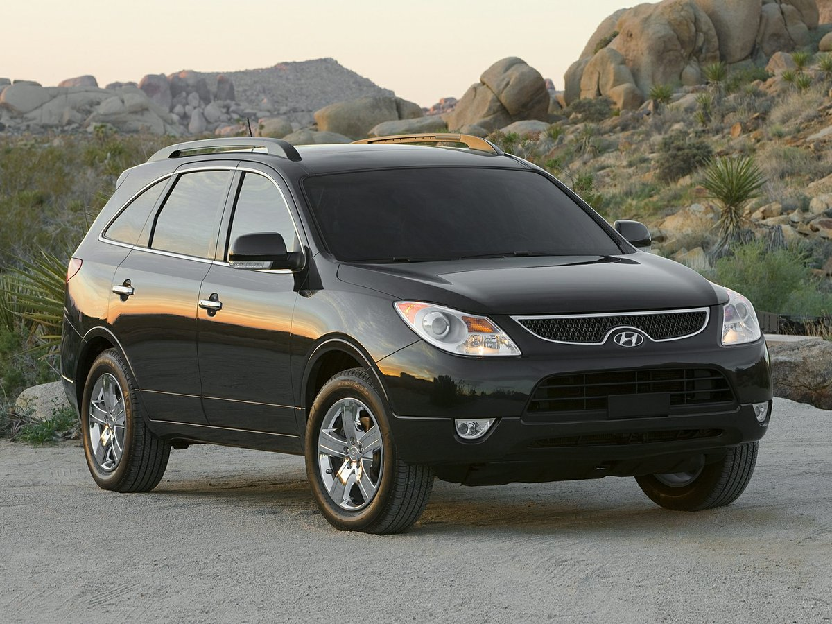 2012 Hyundai Veracruz for sale in Kamloops, British Columbia