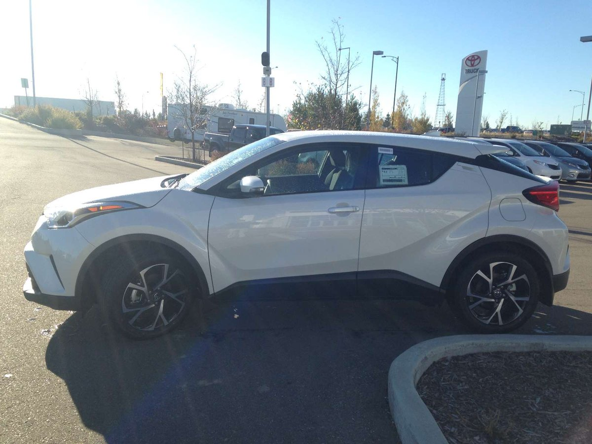 2018 Toyota C-HR for sale in Edmonton, Alberta
