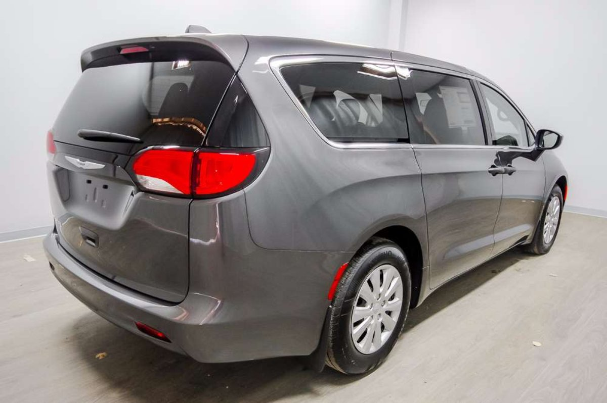 2018 Chrysler Pacifica for sale in Moose Jaw, Saskatchewan