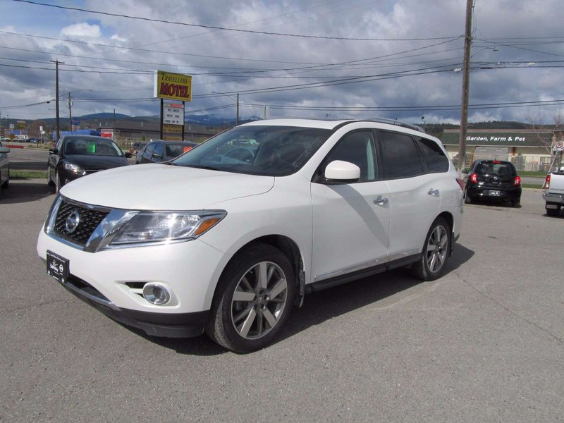2014 Nissan Pathfinder for sale in Cranbrook, British Columbia