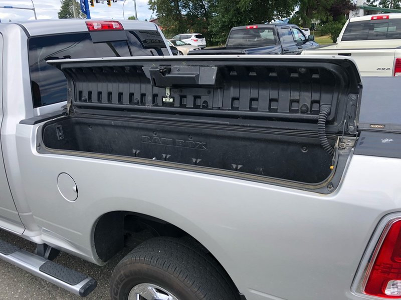 2013 Ram 2500 for sale in Campbell River, British Columbia