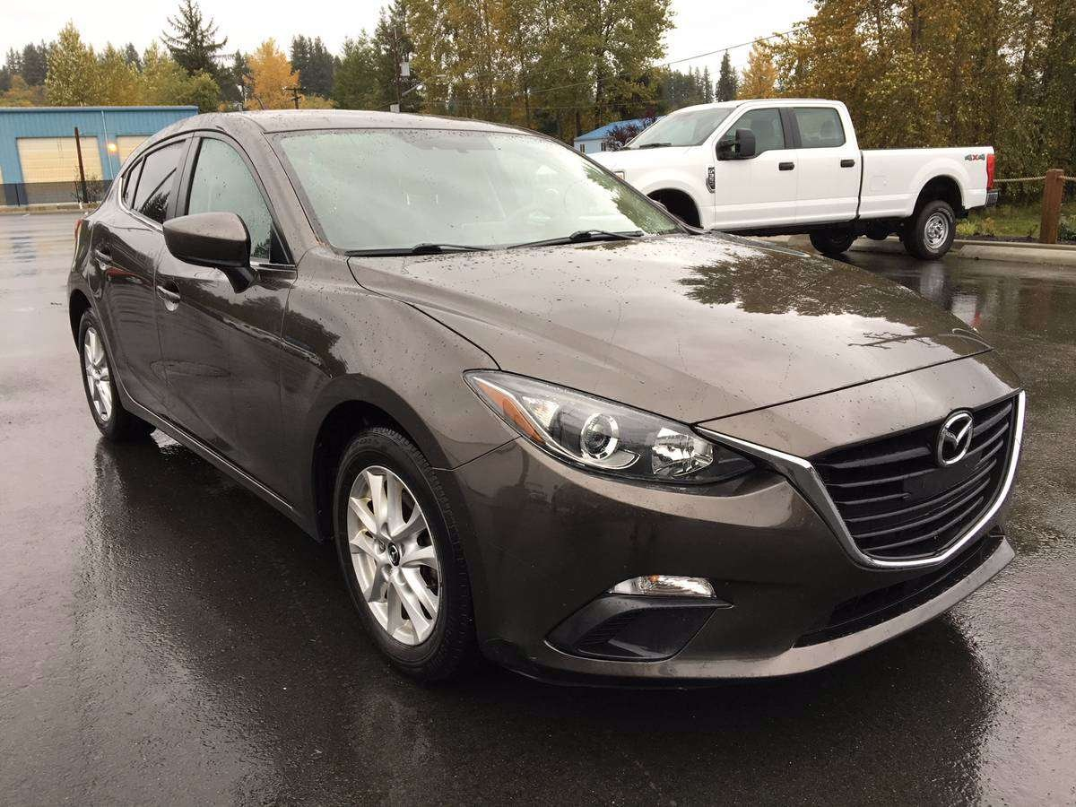 2015 Mazda Mazda3 for sale in Campbell River, British Columbia