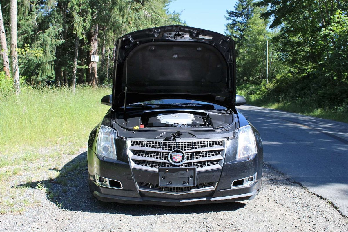 2008 Cadillac CTS for sale in Campbell River, British Columbia