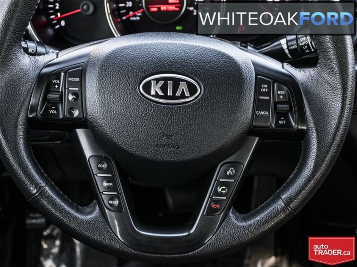 2011 Kia Optima for sale in Mississauga, Ontario