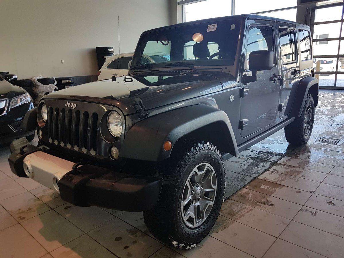 2016 Jeep Wrangler Unlimited for sale in Red Deer, Alberta