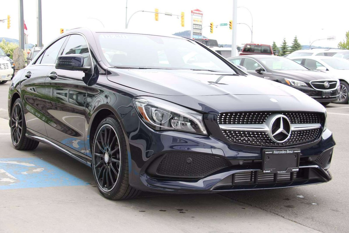 2017 Mercedes-Benz CLA for sale in Kamloops, British Columbia