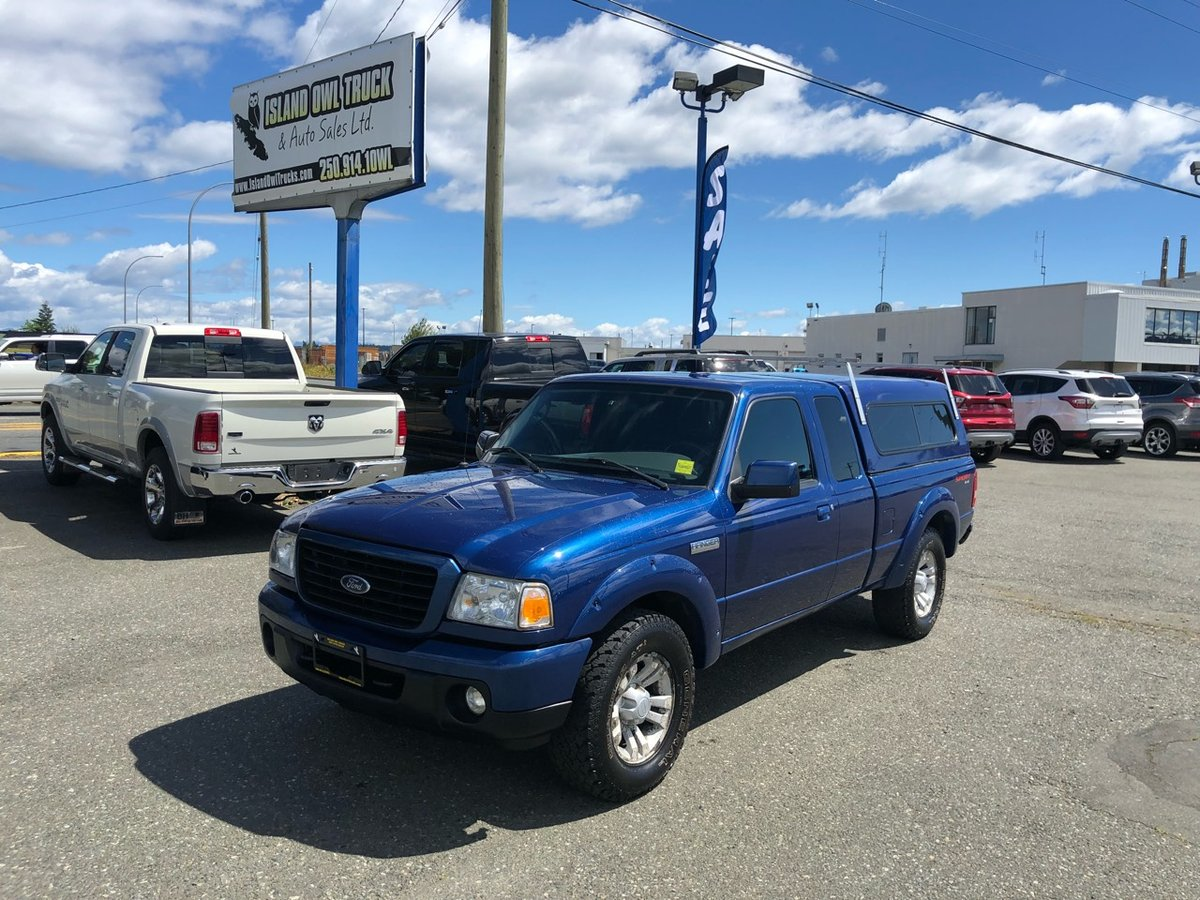 2009 Ford Ranger for sale in Campbell River, British Columbia