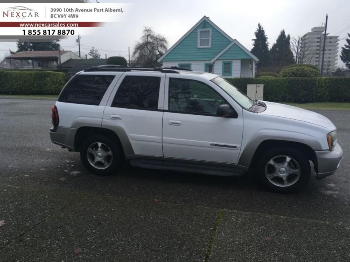 2004 Chevrolet TrailBlazer for sale in Port Alberni, British Columbia