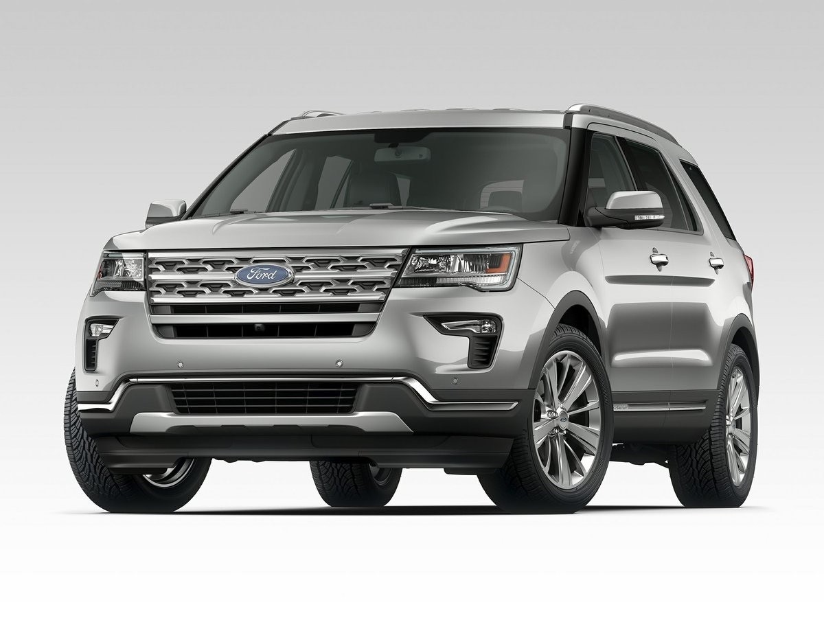2018 Ford Explorer for sale in Dawson Creek, British Columbia