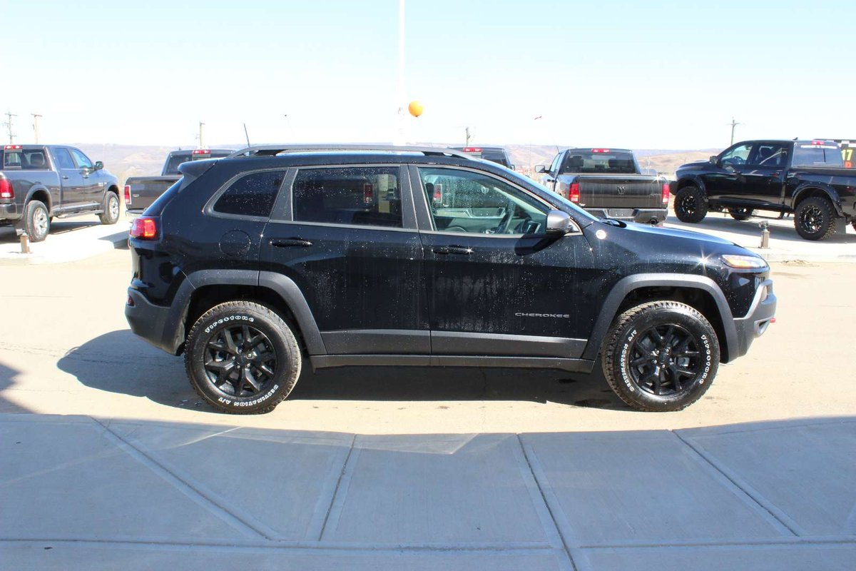 2018 Jeep Cherokee for sale in Peace River, Alberta