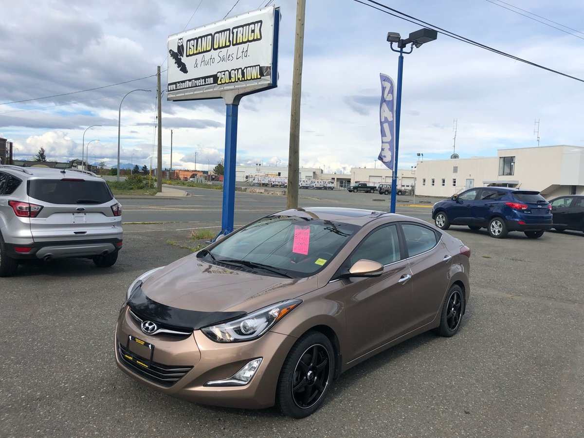 2016 Hyundai Elantra for sale in Campbell River, British Columbia