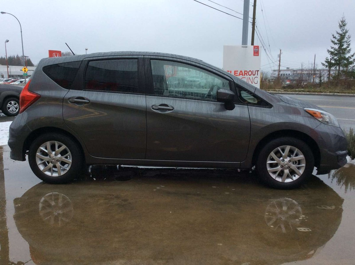 2018 Nissan Versa Note for sale in Campbell River, British Columbia