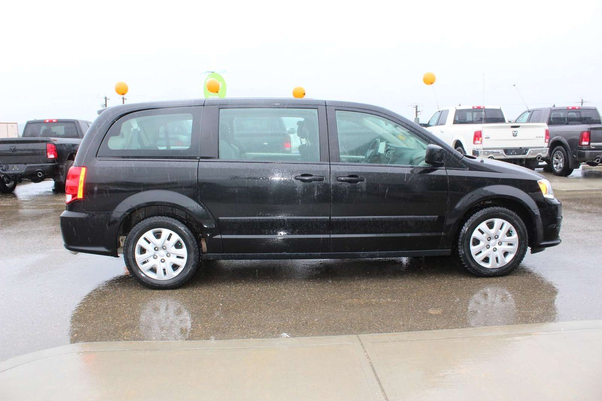 2015 Dodge Grand Caravan for sale in Peace River, Alberta