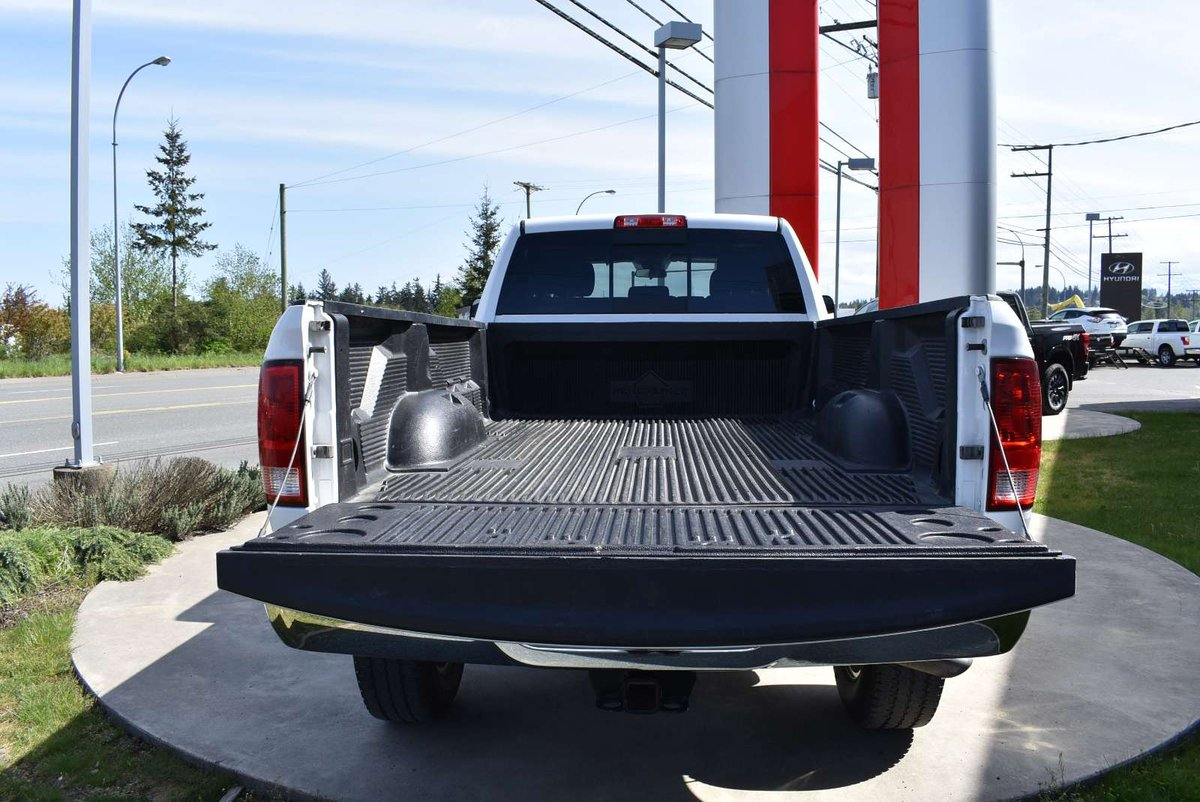 2017 Ram 2500 for sale in Campbell River, British Columbia