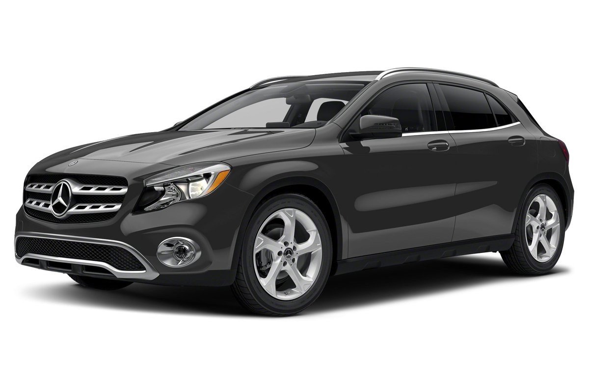 2018 Mercedes-Benz GLA for sale in Chicoutimi, Quebec