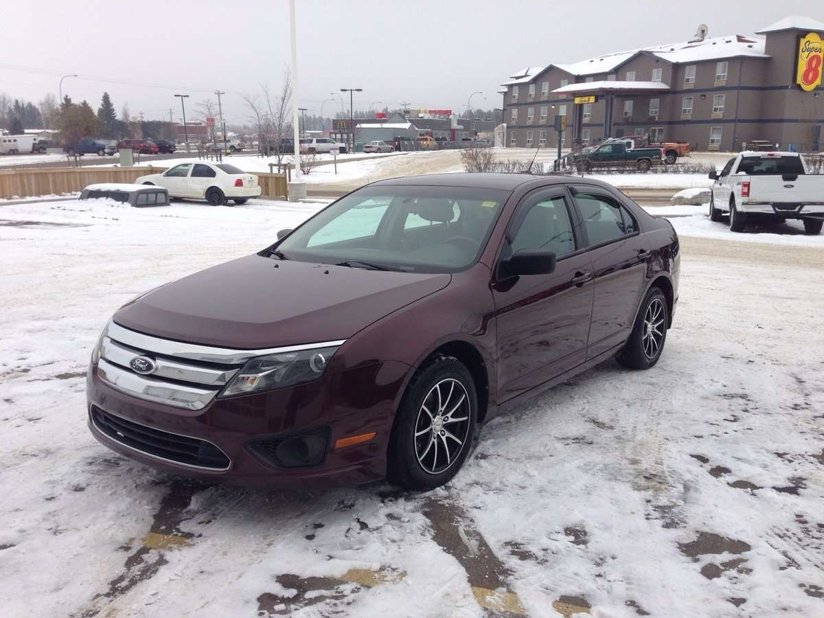 2012 Ford Fusion for sale in Barrhead, Alberta
