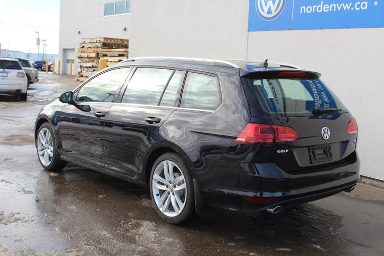 new 2017 volkswagen golf sportwagen 1 8 tsi highline 17gw5951 edmonton alberta go auto. Black Bedroom Furniture Sets. Home Design Ideas