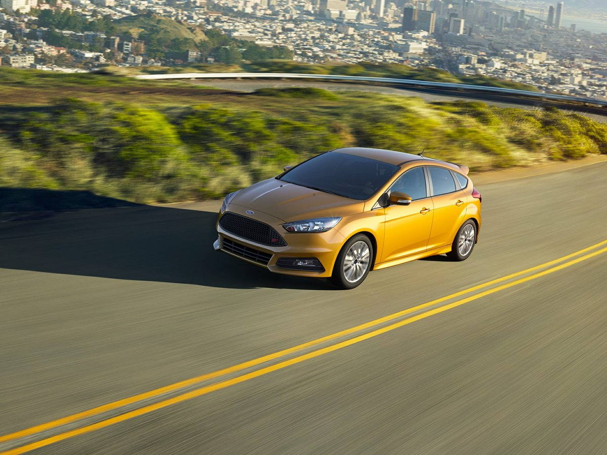 2018 Ford Focus ST for sale in Tilbury, Ontario