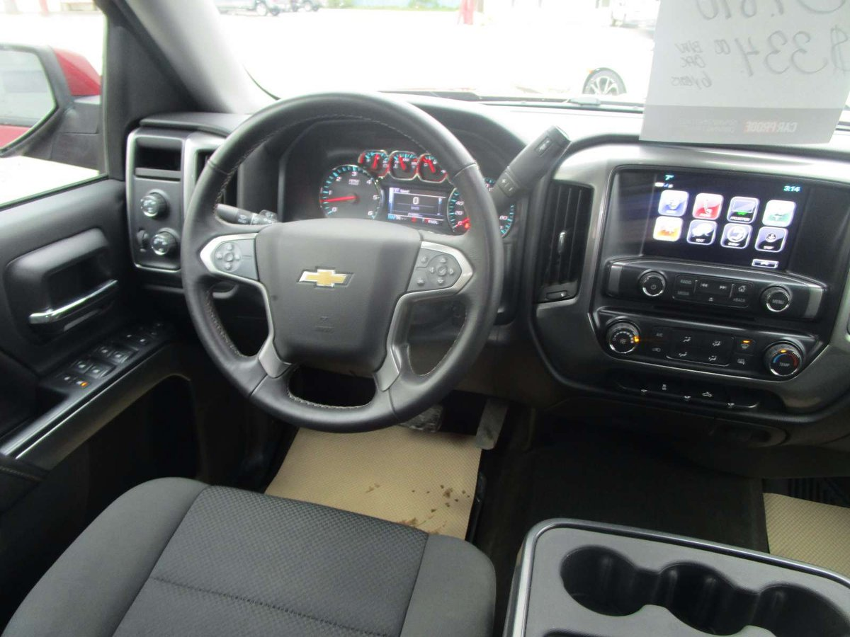 2017 Chevrolet Silverado 1500 for sale in Edson, Alberta