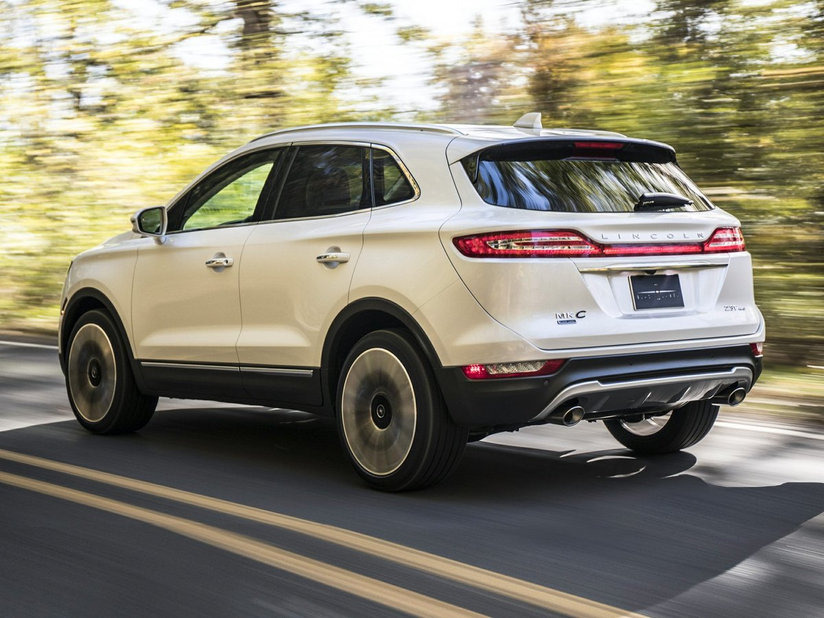 2019 Lincoln MKC for sale in Kamloops, British Columbia