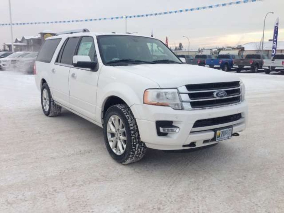 2017 Ford Expedition MAX for sale in Barrhead, Alberta